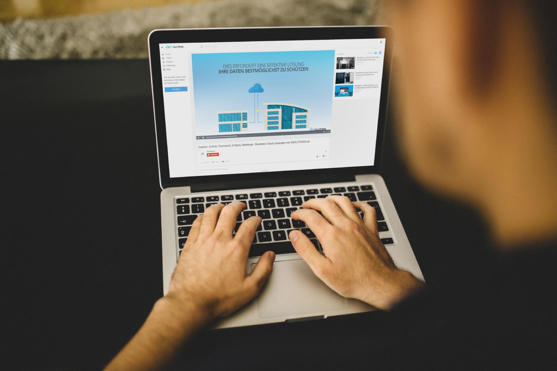 Vorstellung – Wir erklären euch die Vorteile einer Business Cloud in weniger als 2 Minuten!